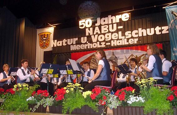 Das katholische Jugendorchester eröffnete die Feier; Foto: NABU/S.Winkel