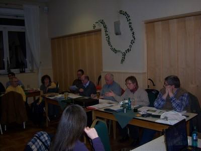 Die NABU-Kreisdelegiertenversammlung war dieses Mal besonders gut besucht (Foto: Horst Basermann)